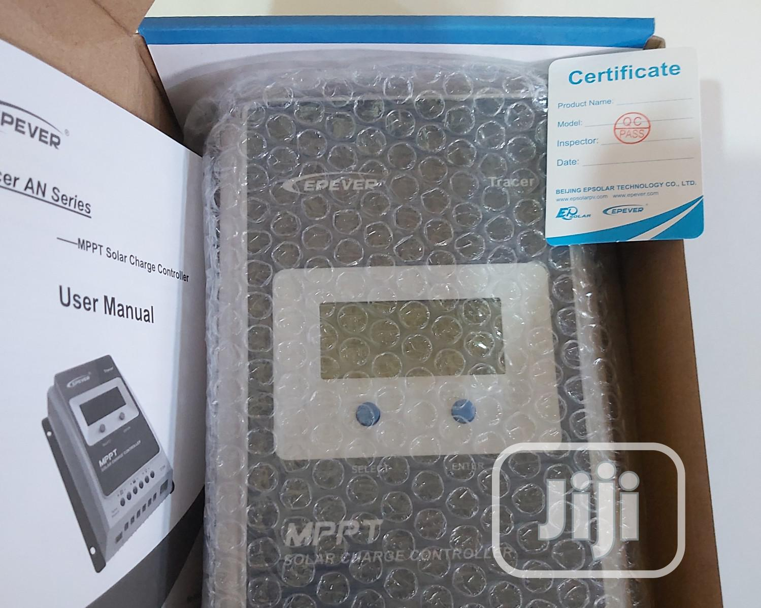 EPEVER 30A MPPT Solar Charge Controller