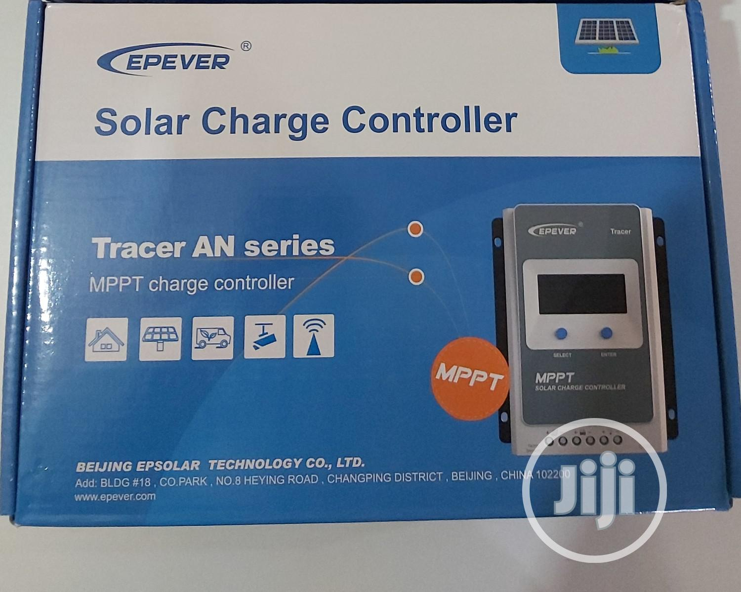 EPEVER 30A MPPT Solar Charge Controller | Solar Energy for sale in Ikotun/Igando, Lagos State, Nigeria