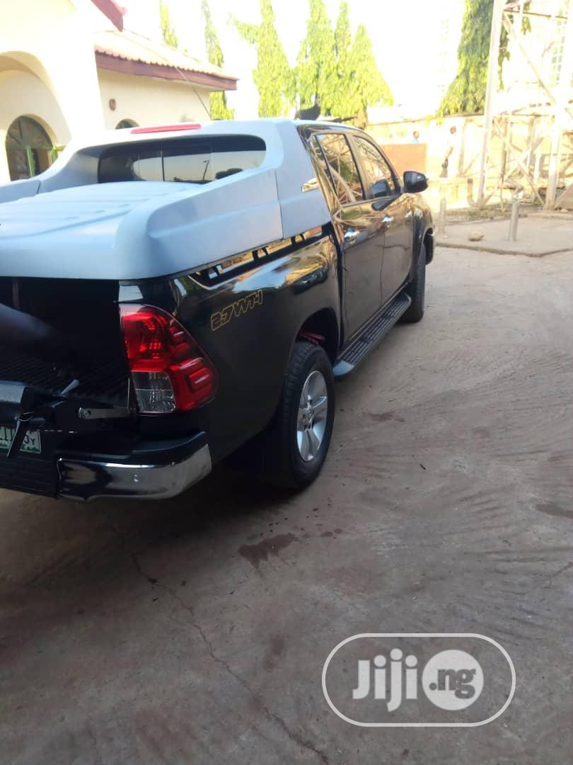 Archive: Hilux Upgrade 2012 To 2018