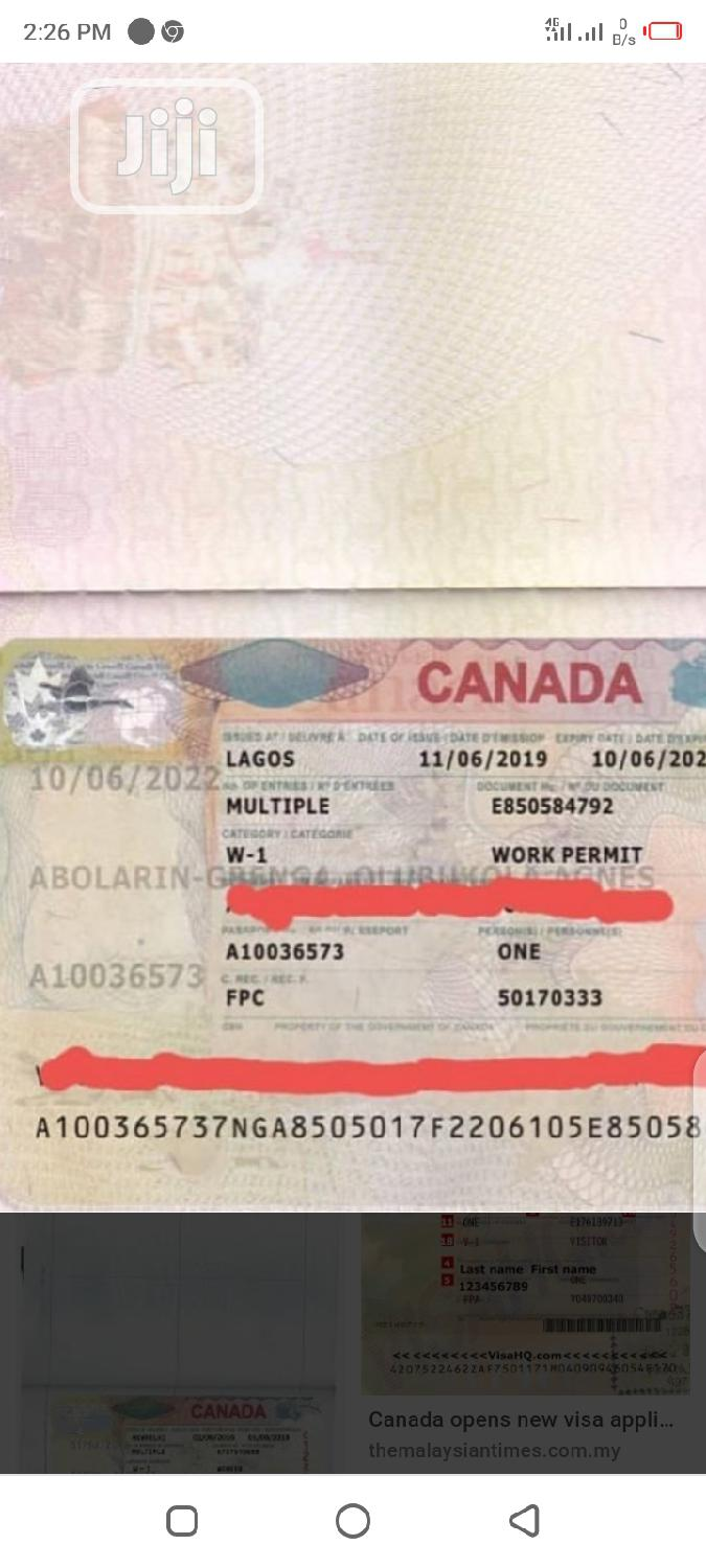 Archive: Canada Student/Permanent Resident Visa in 2-3 Monrhs