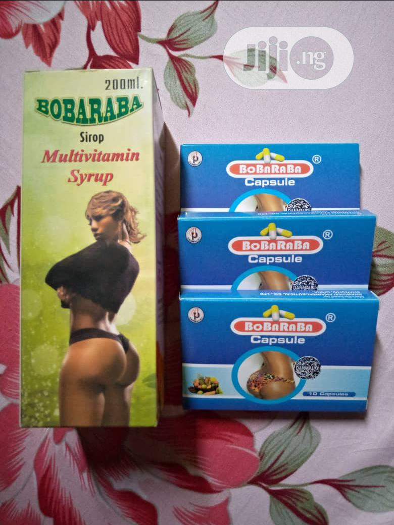 Hip And Buttock Enlargement Combo