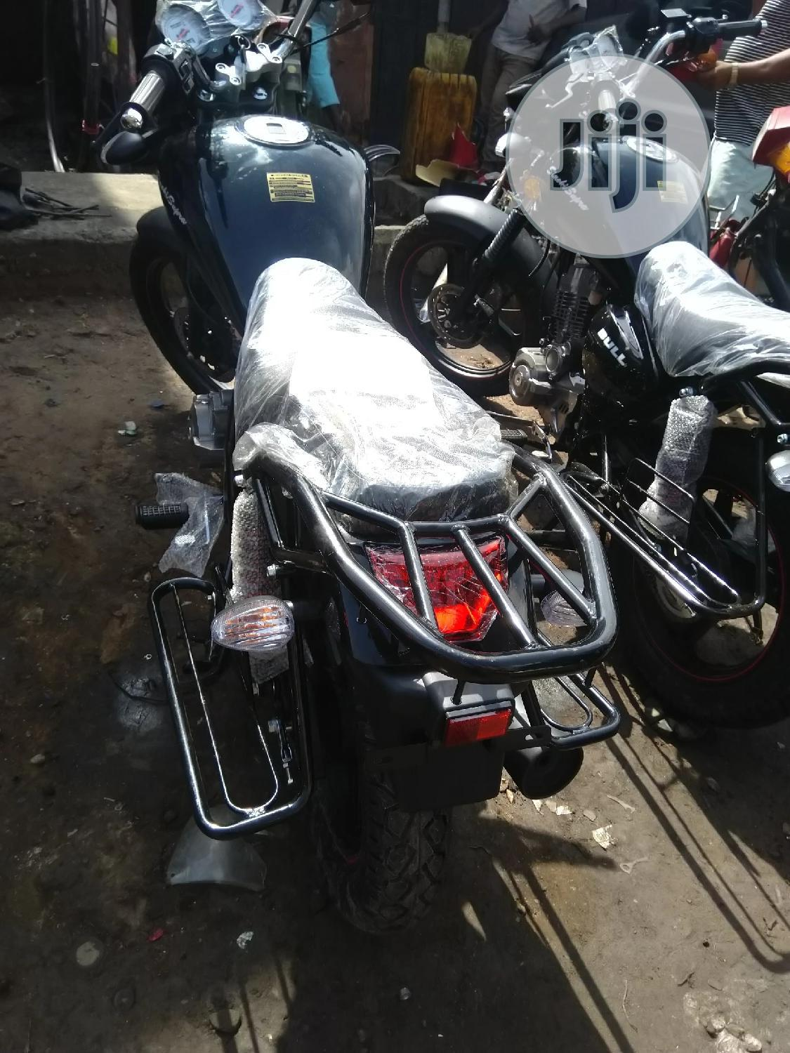 New Sinoki SK150 2019 Black | Motorcycles & Scooters for sale in Yaba, Lagos State, Nigeria