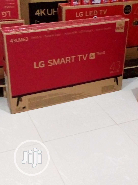 LG Smart TV ,43lm63