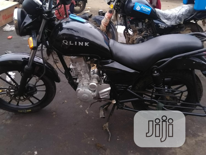Qlink XF 200 2019 Black
