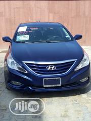 Hyundai Sonata 2012 Blue | Cars for sale in Lagos State, Ajah