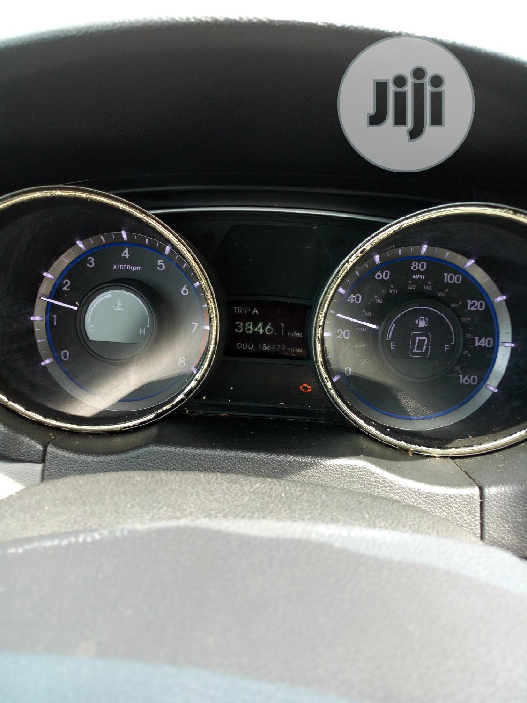 Hyundai Sonata 2012 Blue | Cars for sale in Ajah, Lagos State, Nigeria