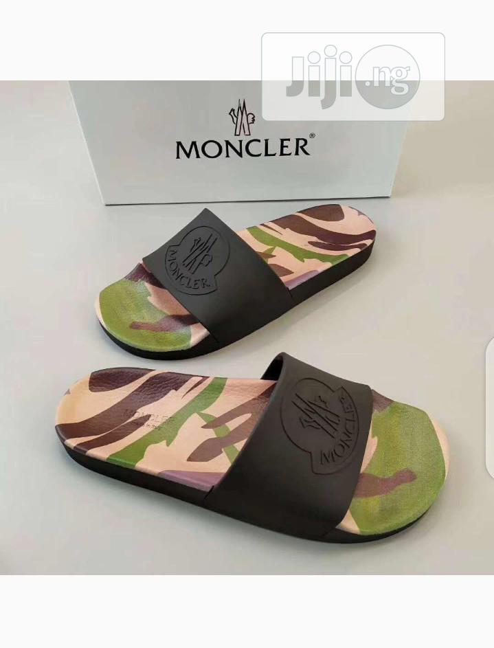 Moncler Pams | Shoes for sale in Amuwo-Odofin, Lagos State, Nigeria