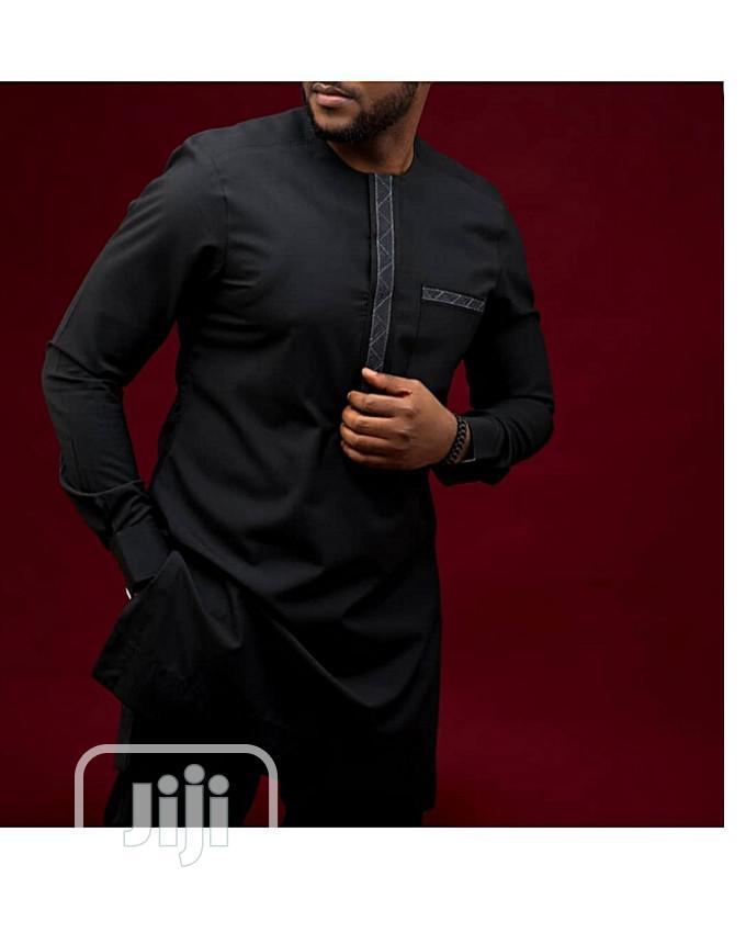 Senator Men's Wear- Black