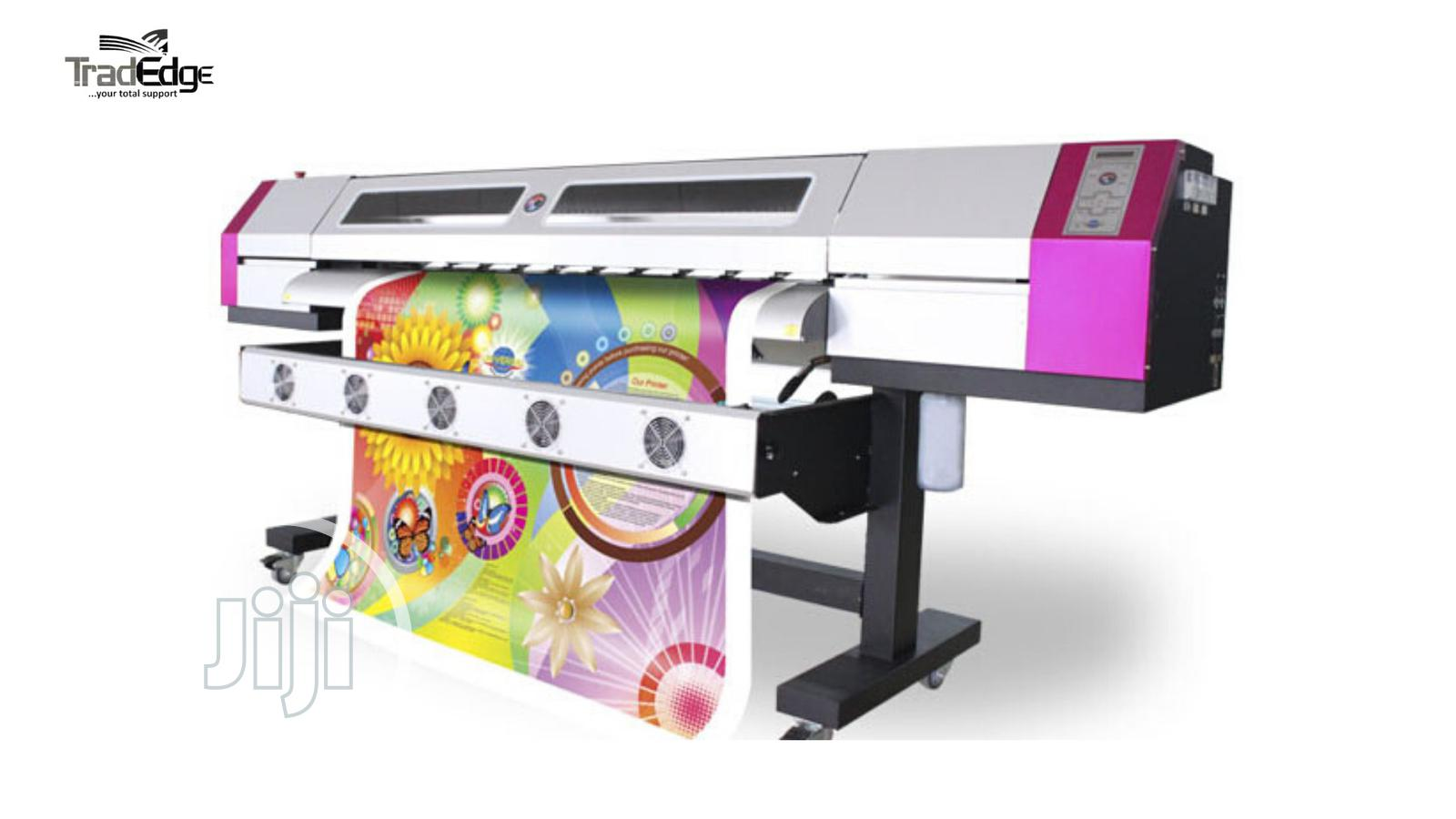 Galaxy UD-181LC Digital Banner/Large Format 6ft Printing Machine