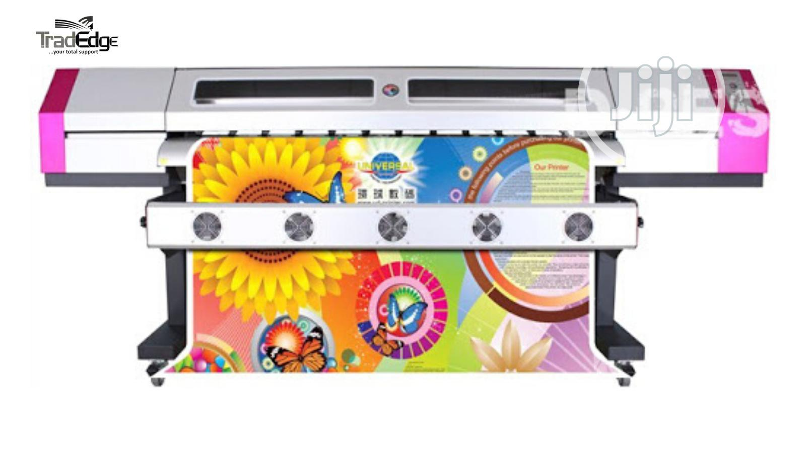 Galaxy UD-181LC Digital Banner/Large Format 6ft Printing Machine | Printing Equipment for sale in Ikeja, Lagos State, Nigeria