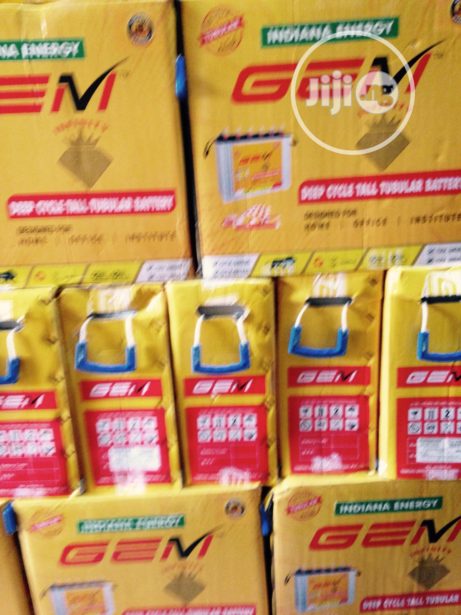 Archive: 220 Tubular Battery With Warranty
