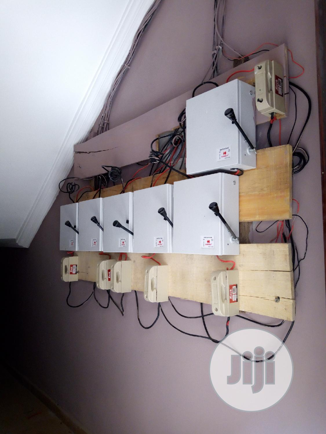 Inverter And Solar Energy Supply | Building & Trades Services for sale in Amuwo-Odofin, Lagos State, Nigeria