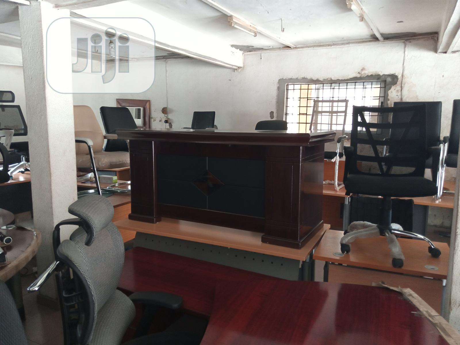 Quality 1.4mtr Executive Office Table