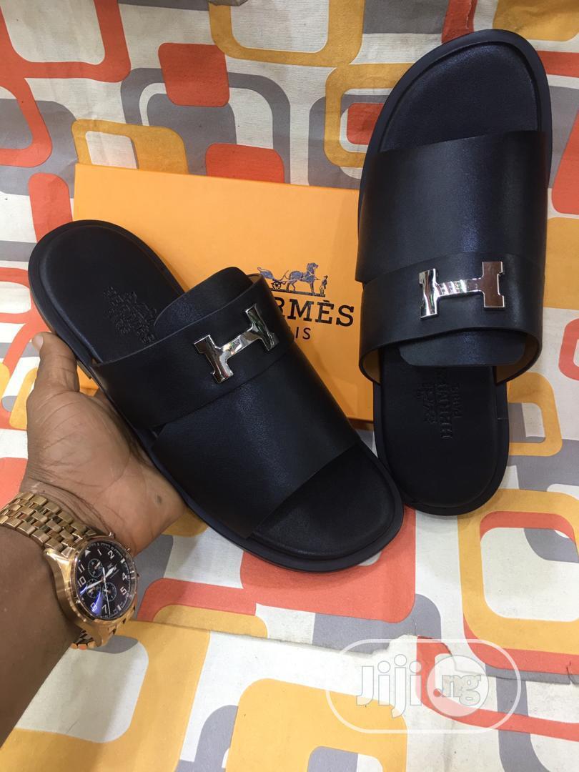 Italian Men's Slippers   Shoes for sale in Lagos Island (Eko), Lagos State, Nigeria