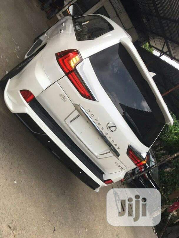 Upgrade Your Lexus LX570 2010 To 2020 | Automotive Services for sale in Mushin, Lagos State, Nigeria