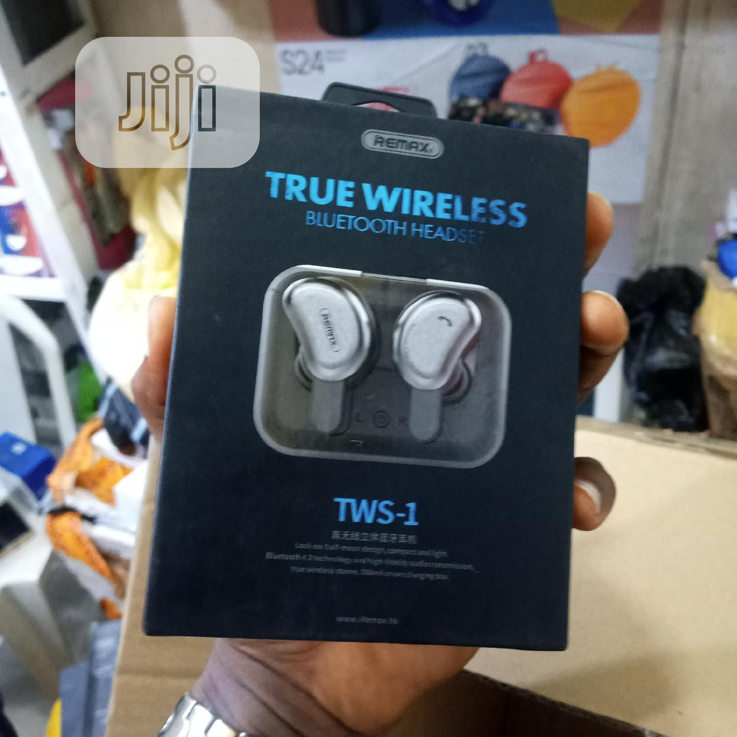 Remax True Wireless Bluetooth Headset | Headphones for sale in Ojota, Lagos State, Nigeria