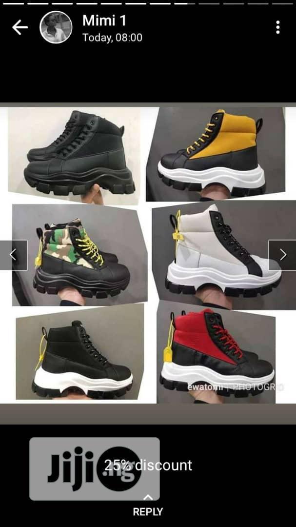 Original Prada   Shoes for sale in Maitama, Abuja (FCT) State, Nigeria