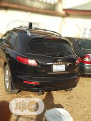 Infiniti FX35 2004 Base 4x2 (3.5L 6cyl 5A) Black | Cars for sale in Plateau State, Jos