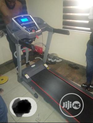 Technofitness 2.5hp Treadmills With Massager   Sports Equipment for sale in Lagos State, Lagos Island (Eko)