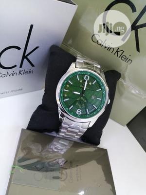 Calvin Klein (CK) Silver Chain Watch   Watches for sale in Lagos State, Lagos Island (Eko)
