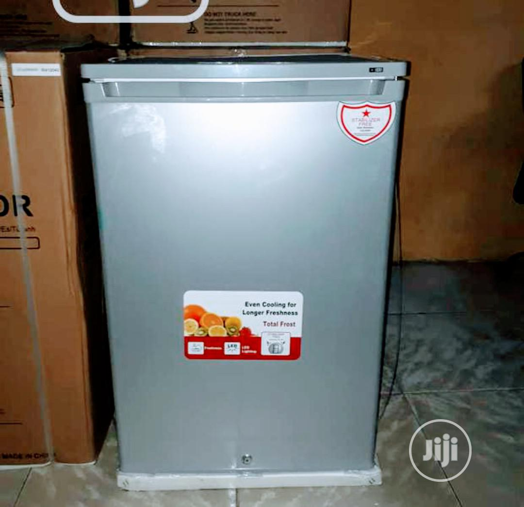 Brand New Upright Freezer LG Product Ice Maker + Warranty 2 Years | Kitchen Appliances for sale in Magodo, Lagos State, Nigeria