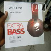 Wireless Stereo Headset MDRXB950BT | Headphones for sale in Lagos State, Ikeja