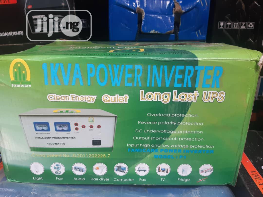 1kva/12v Famicare Inverter With 6months Warranty