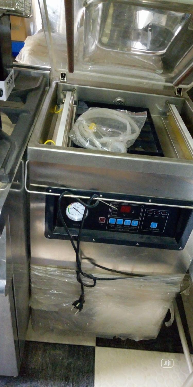 Standing Stainless Vacuum Sealer