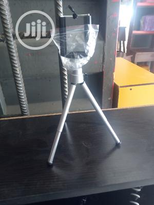 Table Tripod Stand With Remote Control | Accessories & Supplies for Electronics for sale in Lagos State, Amuwo-Odofin