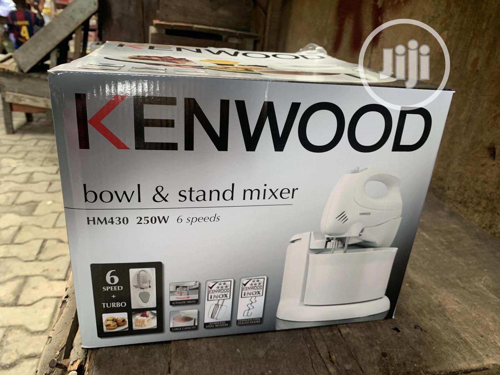 Kenwood Mixer | Kitchen Appliances for sale in Lagos Island, Lagos State, Nigeria