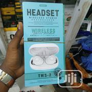 Remax Headset Wireless Stereo | Headphones for sale in Lagos State, Ikeja
