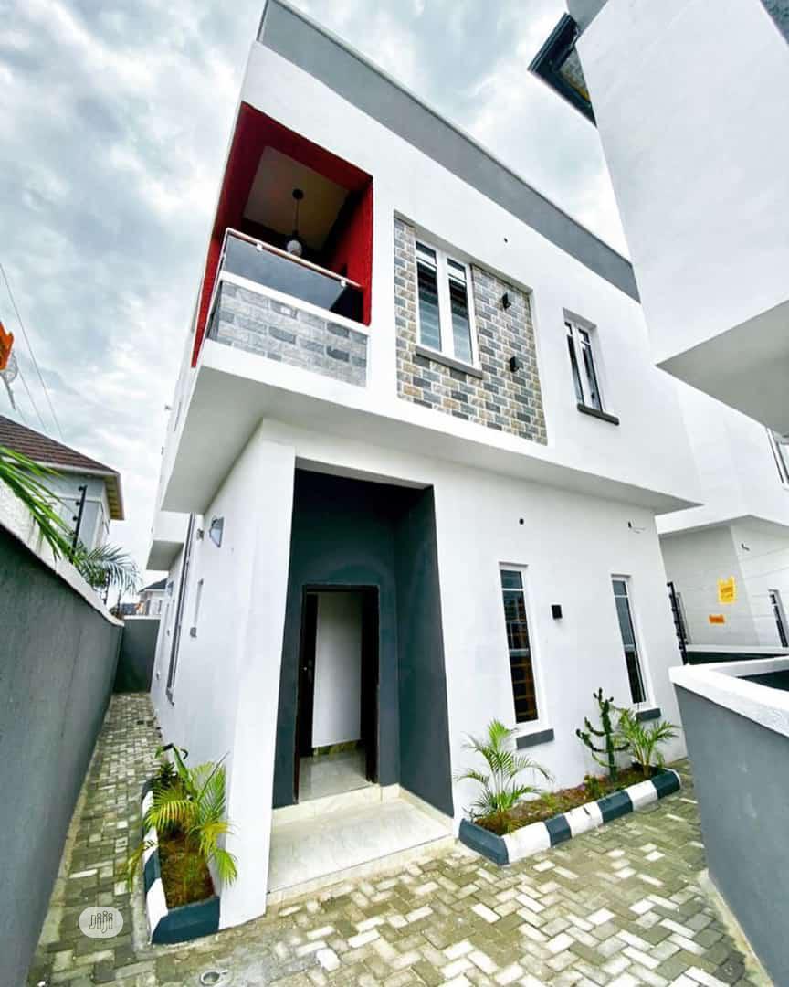 Affordable 4 Bedroom Detached Duplex
