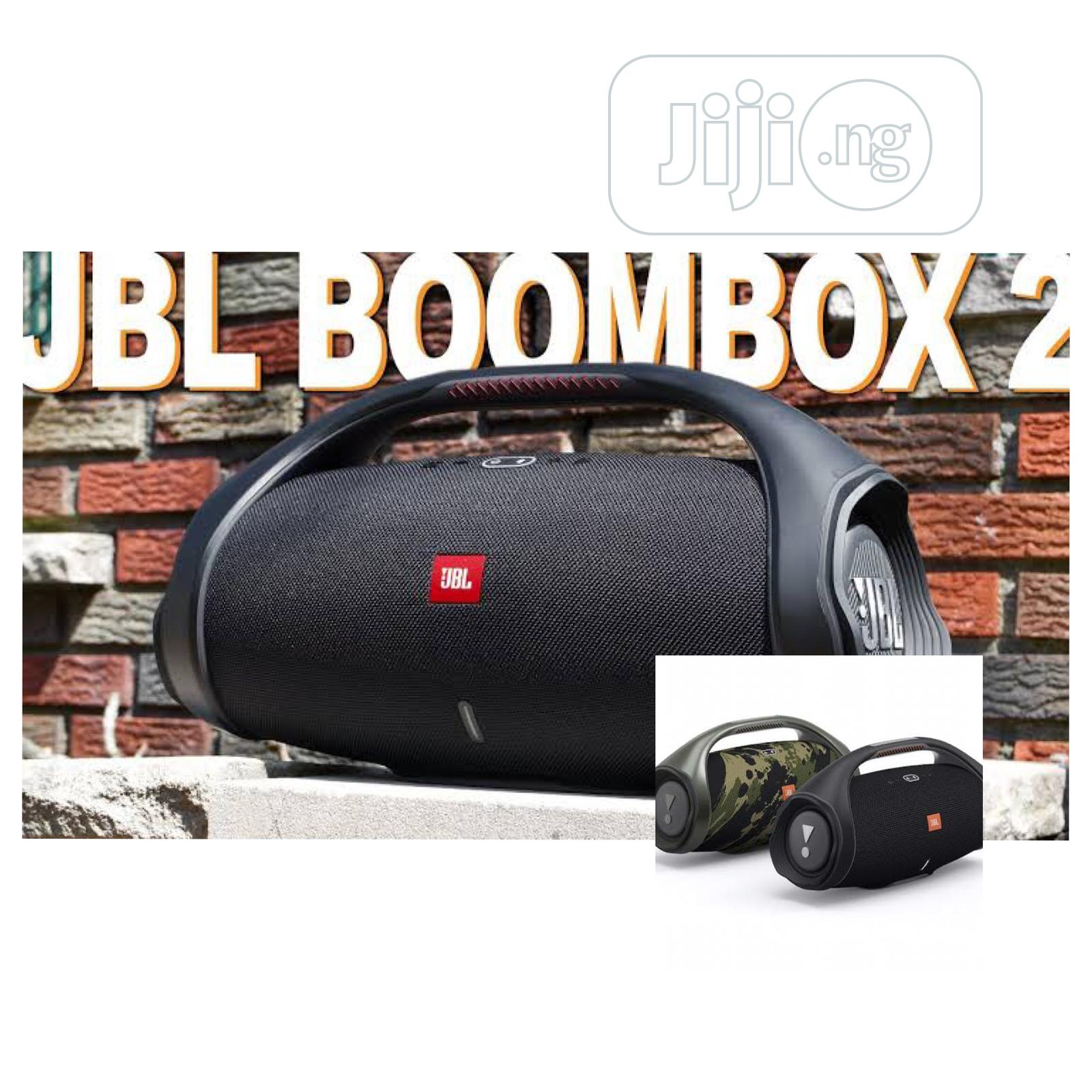 Archive: Original Jbl Boombox 2