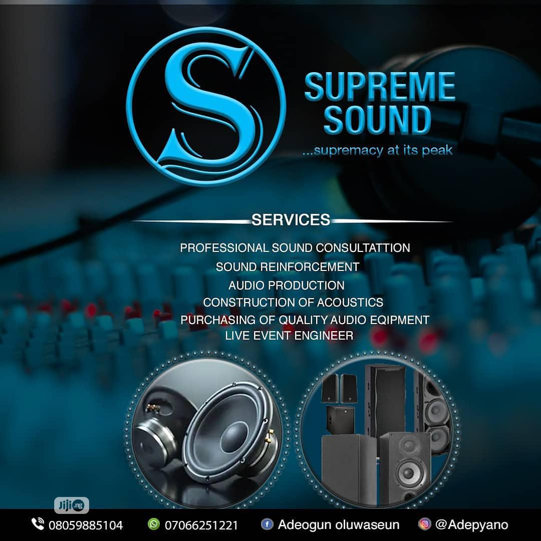 Professional Sound Engineer | DJ & Entertainment Services for sale in Abeokuta South, Ogun State, Nigeria