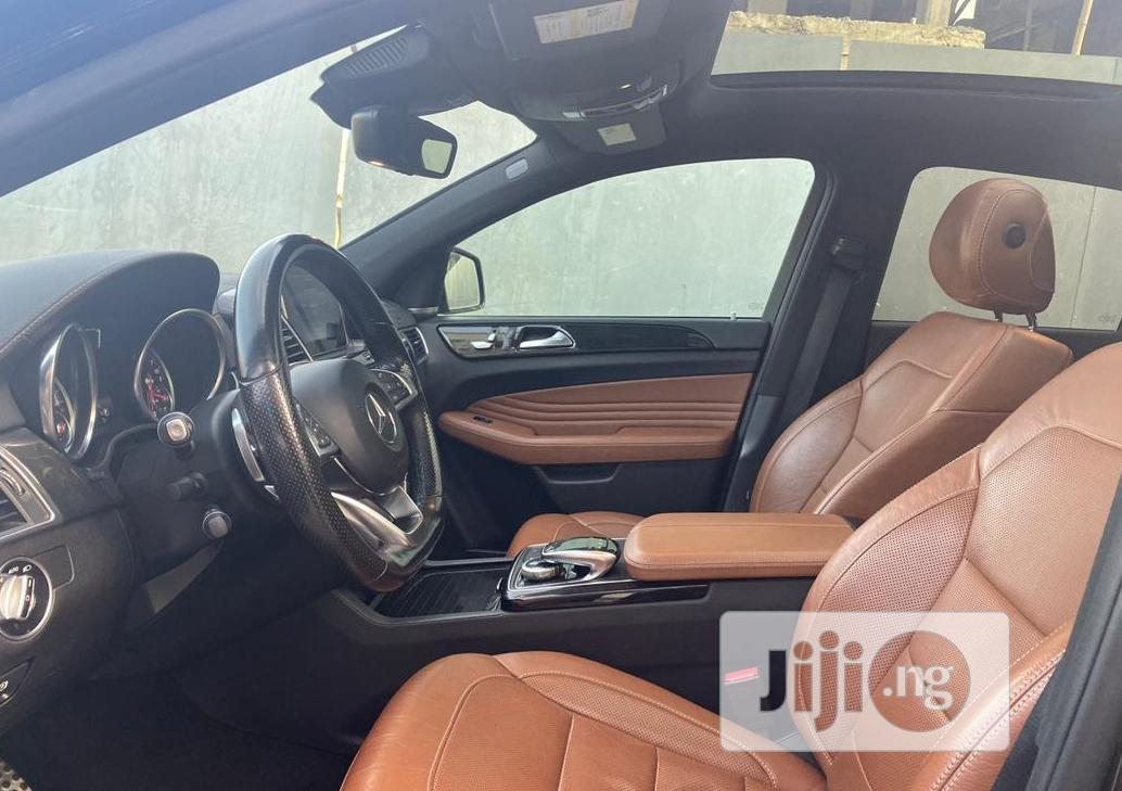 Mercedes-Benz GLE-Class 2016 Black | Cars for sale in Lekki Phase 2, Lagos State, Nigeria