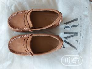 Zara Leather Loafers (100% Leather) | Children's Shoes for sale in Lagos State, Ikeja