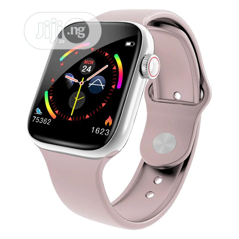W4 Water Proof Smart Watch With Music