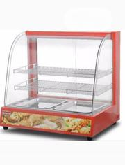 Curved Glass Worming Showcase | Restaurant & Catering Equipment for sale in Lagos State, Ojo