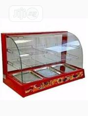Curved Glass Warming Showcase | Restaurant & Catering Equipment for sale in Lagos State, Ojo