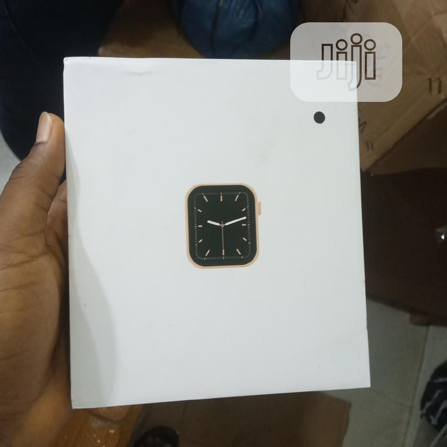 W54 Smart Wrist Watch | Smart Watches & Trackers for sale in Lekki Phase 1, Lagos State, Nigeria