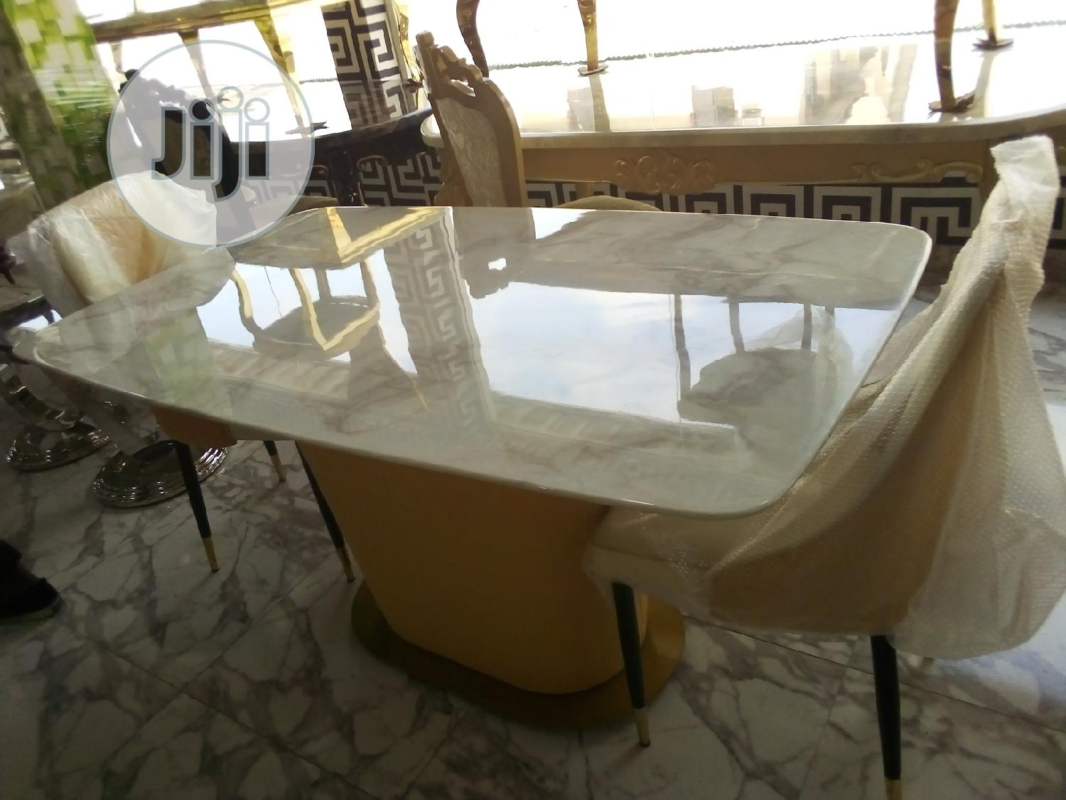 Good Quality Dining Table Center Table Tv Shelf