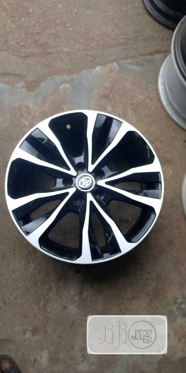 16 Rim Toyota Corolla,Matrix | Vehicle Parts & Accessories for sale in Mushin, Lagos State, Nigeria
