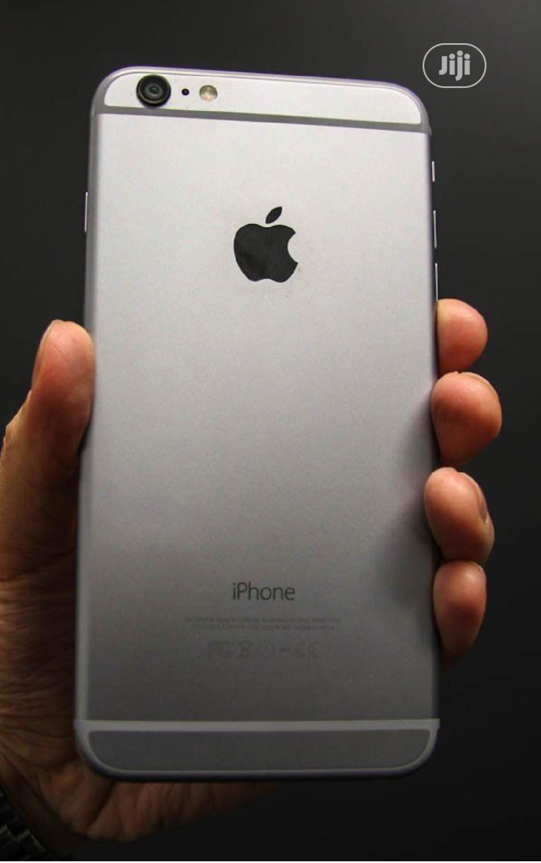Apple iPhone 6 Plus 64 GB Gray | Mobile Phones for sale in Ikeja, Lagos State, Nigeria