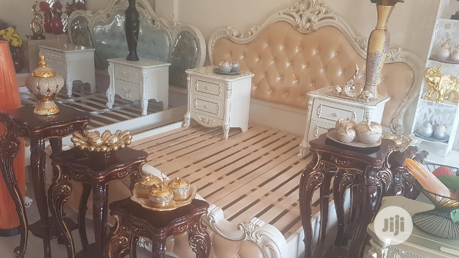 New Imported Royal Bed and Mattress | Furniture for sale in Wuse 2, Abuja (FCT) State, Nigeria