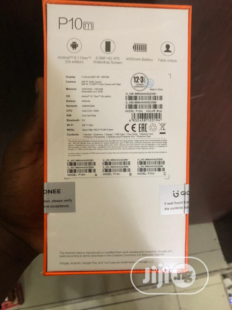 Archive: New Gionee X2 32 GB Black