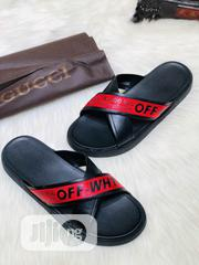 Original Gucci Slippers X Off White | Shoes for sale in Lagos State, Lagos Island