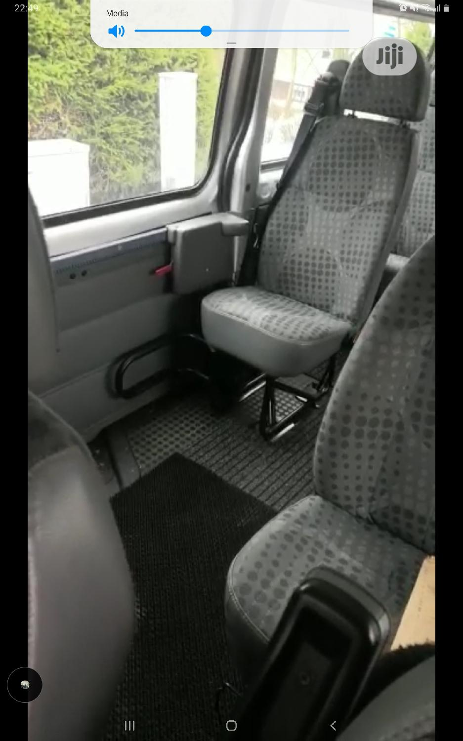 Ford Transit 2010 Silver | Buses & Microbuses for sale in Ikeja, Lagos State, Nigeria