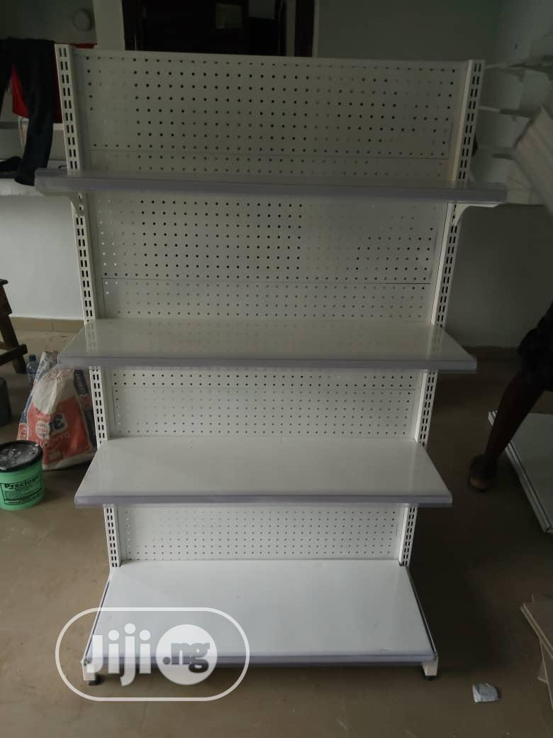 Pharmaceutical Double Shelve | Store Equipment for sale in Kosofe, Lagos State, Nigeria