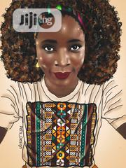 Digital Portrait Art & Fashion Illustrations. | Arts & Crafts for sale in Lagos State, Ikorodu