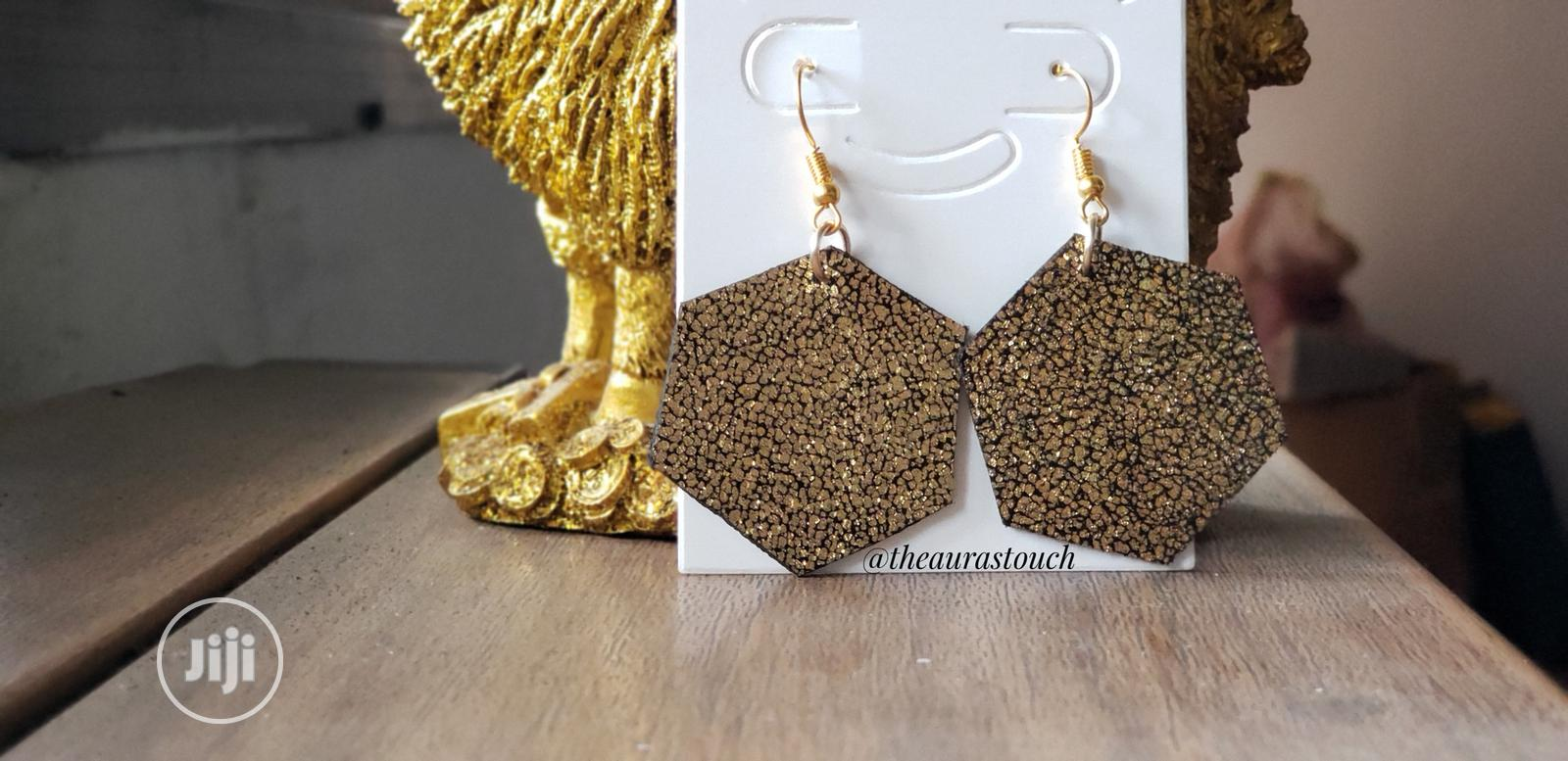 Archive: Hand Crafted Leather Earrings